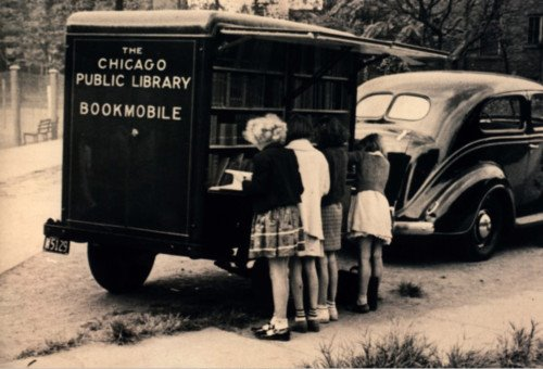 library-on-wheels